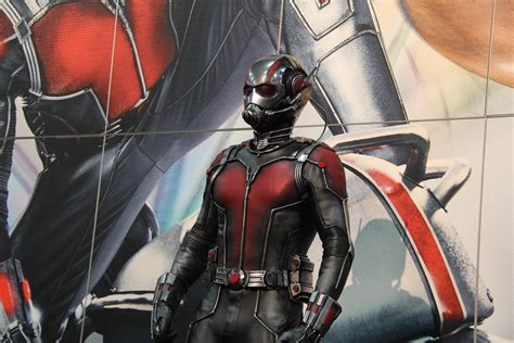 Balancing Act A Is For…antman