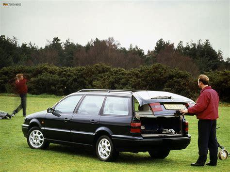 Volkswagen Passat Variant Uk Spec B4 199397 Pictures