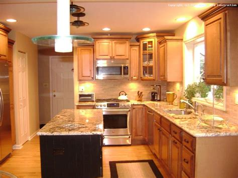 Kitchen Makeover Ideas  Windycity Construction & Design