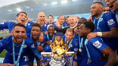 BBC One - East Midlands Today - 5,000-1: Leicester City's ...