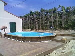 boisylva aquitaine multiservices construction bois With piscine bois avec terrasse