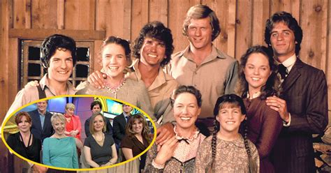 House On The Prairie Characters by The Cast Of Quot House On The Prairie Quot Then And Now