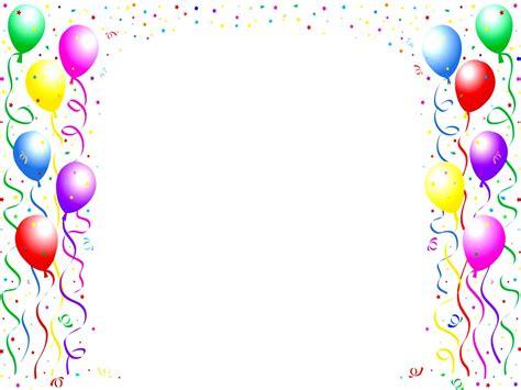 birthday borders    clipartmag