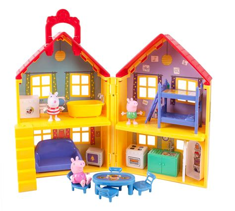toddler boy bedroom furniture sets amazon com peppa pig deluxe house toys