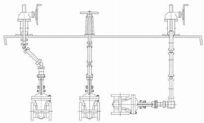 Valve Gate Handle Bonnet Wheel Flow Type