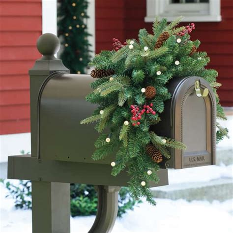 30 Ideas To Dress Up Your Mailbox In A Fairy Tale Look For. Christmas Tree Lights Vertically. Cheap Christmas Ornaments With Logo. Singing Christmas Decorations Animated. How To Decorating A Christmas Tree. Christmas Tree Ball Ornaments To Make. Best After Christmas Sales On Christmas Decorations. How To Make Christmas Party Decorations. Outdoor Christmas Decorations And Holiday Lights