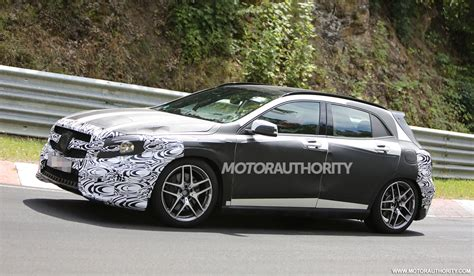 Mercedes Benz Gla Amg Spy Shots