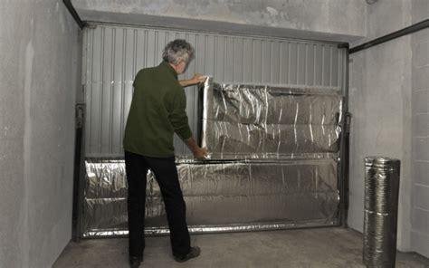 comment bien isoler sa porte de garage porte de garage org