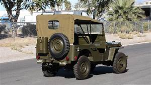 1948 Willys Military Jeep 134  63 Hp  3