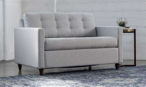 Sofas For Small Apartments by The Best Sleeper Sofas For Small Spaces Apartment Therapy