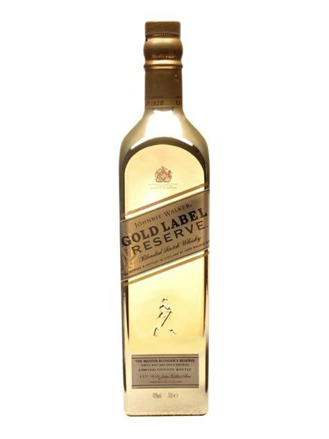 walker johnnie label gold reserve whisky bullion scotch bottle india labels 70cl blend 750ml blended edition 1ltr 75cl bottles manila