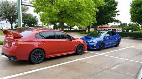 2018 Subaru WRX   WRX is back in the game, get ready