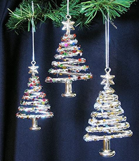 fused glass christmas decorations  ornaments