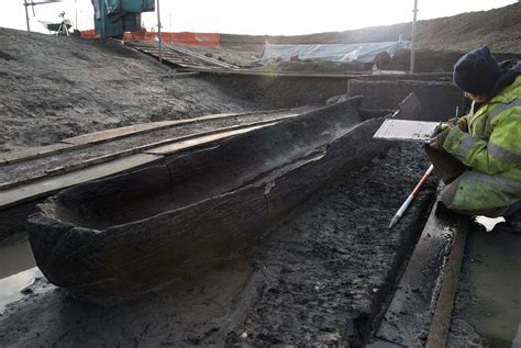 Boats Log In by Cambridgeshire Bronze Age Boats Than Thought