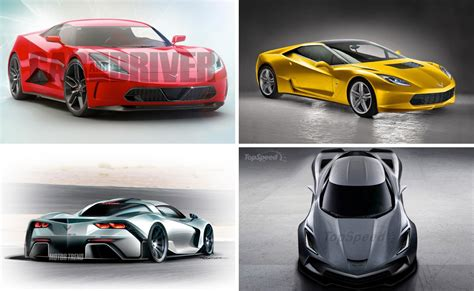 The Mid-engine Corvette Will Likely Be Confirmed In