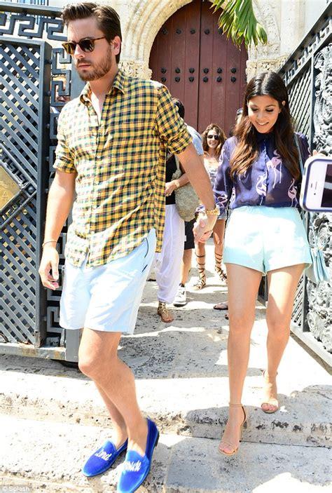 Kourtney Kardashian and Scott Disick skip DASH store event ...
