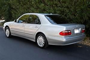 2001 E320 Silver For Sale