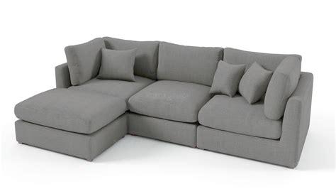 canapé en cuir leguide canapé d 39 angle modulable