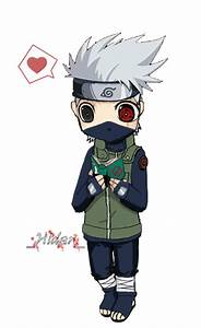 Hatake Kakashi Chibi by TheRavenSama on DeviantArt