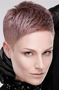 Sehr Kurze Haare Frauen : sehr kurze haare frauen sandraalmatest ~ Frokenaadalensverden.com Haus und Dekorationen