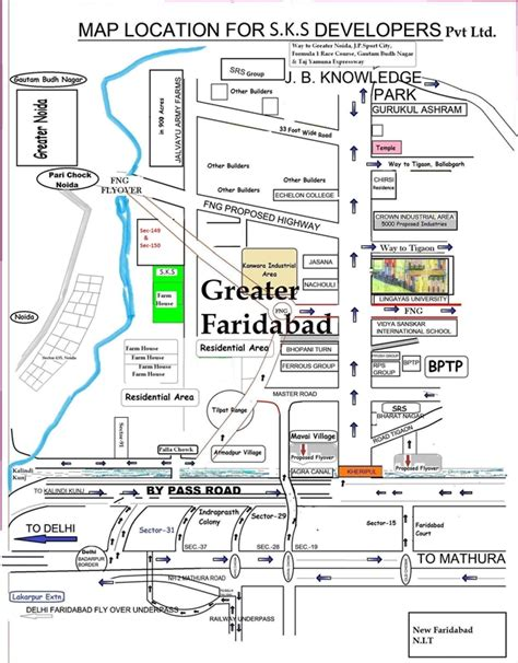Residential Plot / Land for sale in FNG Expressway Greater ...