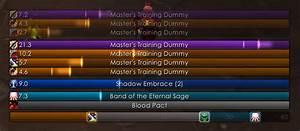 ForteXorcist Buff Debuff Spell World Of Warcraft AddOns