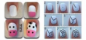 Easy cute toe nail art designs ideas for