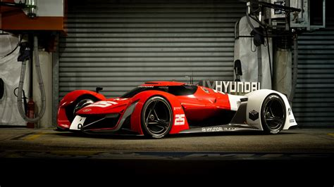 hyundais vision gran turismo concept returns  latest