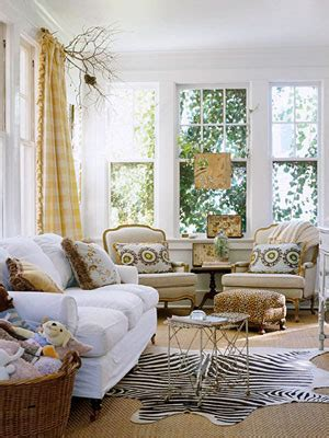 natural elements  fall decorating  inspired room