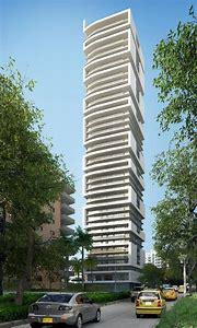 Residential Tower Rendering