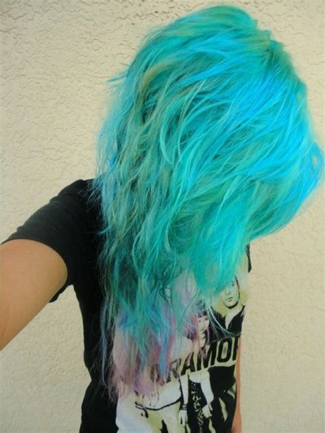 Tumblrgirlswithmulticoloredhair Fashion Girl Dyed