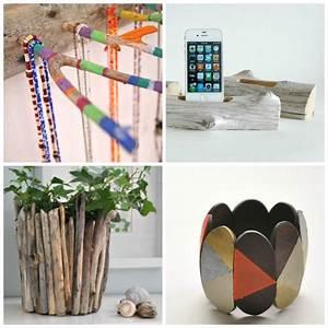 Idée Bricolage Déco : cr ation en bois 10 projets et tutoriels de bricolage ~ Premium-room.com Idées de Décoration