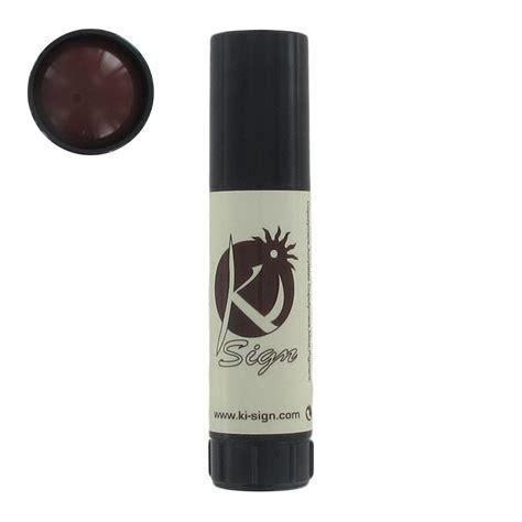 encre cosmetique pour tatouage temporaire marron perles
