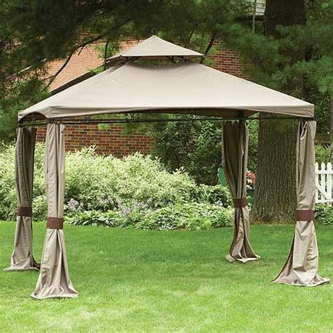 outdoor gazebo tent walmart outdoor furniture design  ideas