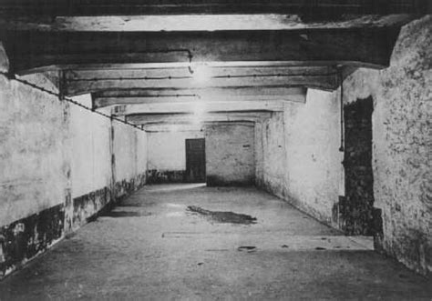chambre a gaz auschwitz how did the auschwitz i gas chamber look in january 1945