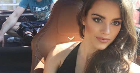 Hungary timea gelencser contestant introduction miss world 2016. Feltörték Gelencsér Tímea profiljait - Starity.hu