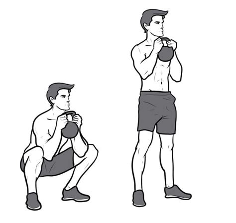 squat goblet kettlebell workout dumbbell daily anytime beginners training fitness squatting pile sumo routine prehab hold between workoutlabs ads valentinbosioc