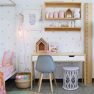 Bureau Enfant Scandinave : id es pour un coin bureau enfant tr s d co decouvrirdesign ~ Teatrodelosmanantiales.com Idées de Décoration