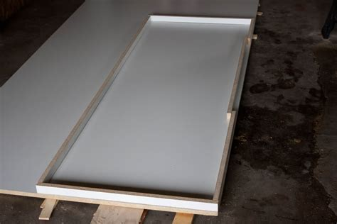Pour Your Own Concrete Countertops by Save Money And Pour Your Own Concrete Kitchen Counter Tops