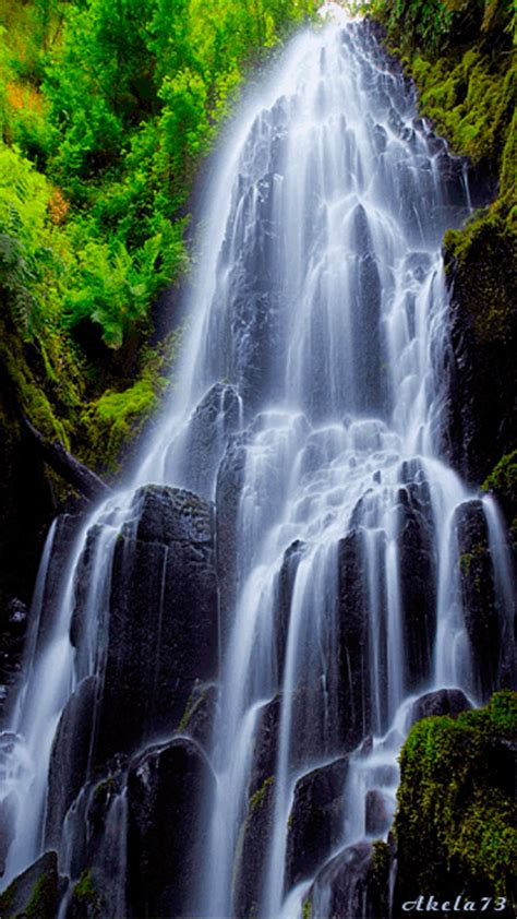 waterfall animated gif wallpaper gallery
