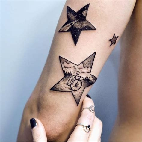 hottest star tattoo designs youll love styleoholic