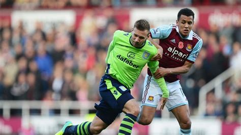 West Ham 0 - 0 A Villa - Match Report & Highlights