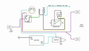 6 Volt Generator Voltage Regulator Wiring Diagram