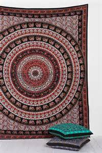 Urban Outfitters Elephant Tapestry