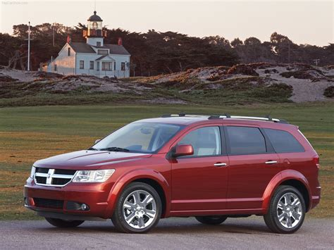 Dodge Journey Picture by Dodge Journey 2009 Picture 1 Of 27