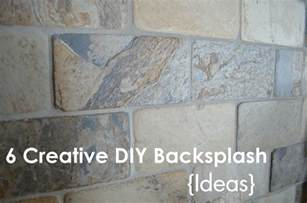 diy kitchen backsplash tile ideas textured wallpaper kitchen backsplash