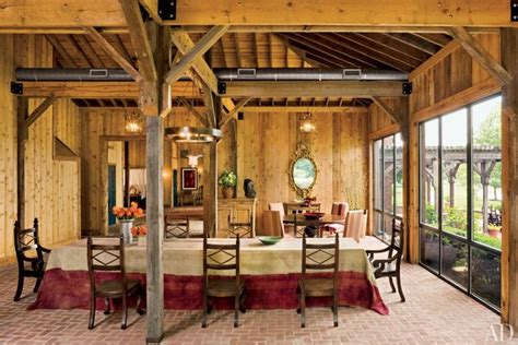 15 Rustic Barnstyle Homes Photos  Architectural Digest