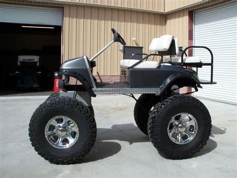 Back Nine Golf Cart