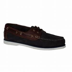 Chaussure Bateau homme Confort B Bleu marine/marron Achat / Vente bateaux Cadeaux de Noël