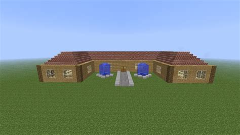 Minecraftschönes Haus Bauen Tutorial Youtube